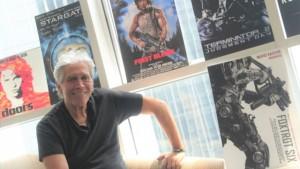 Mario Kassar eksekutif produser yang juga memproduksi fil Rambo dan Terminator. (foto: net)