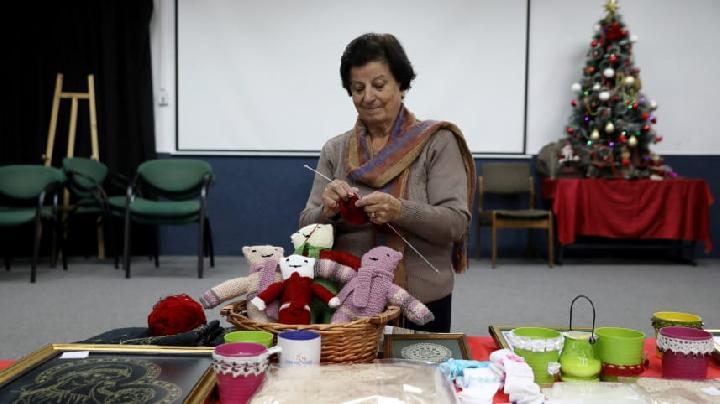 Jelang Natal, Warga Nazaret Israel Lestarikan Sulaman Palestina
