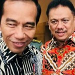 Presiden RI Jokowi saat bertemu Gubernur Sulut Olly Dondokambey, beberapa waktu lalu. (Foto: tribunnews)