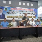 Youddy YY Moningka Serap Aspirasi Masyarakat