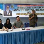 """Ruddy Watulangkouw Serap Aspirasi, Terungkap Negeri Kayawu """"anak tiri"""""""