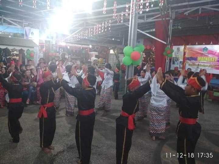 Lestarikan Bahasa Tonsea dengan Festival Maengket