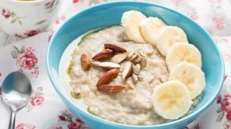 Pisang salah satu menu sarapan sehat untuk diet. (Sumber: Tempo.co).