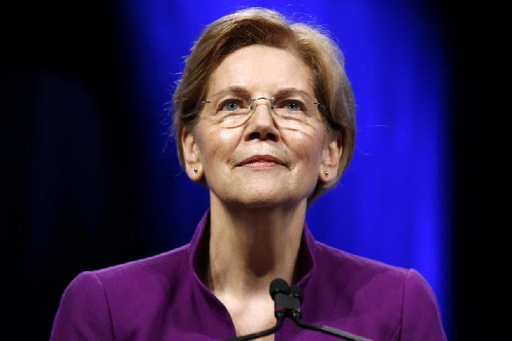 Elizabeth Warren Senator Perempuan Siap Maju di Pilpres Amerika Serikat 2020