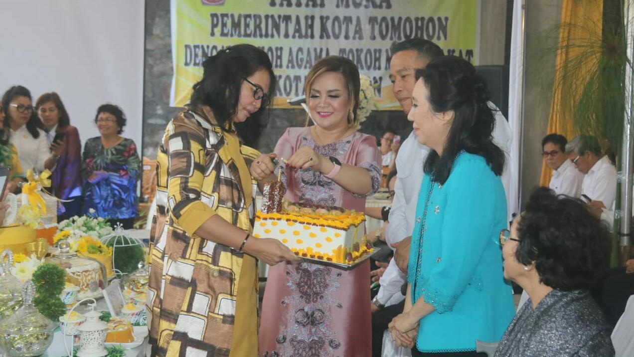 Ultah First Lady, KKPGA Gelar Ibadah Syukur