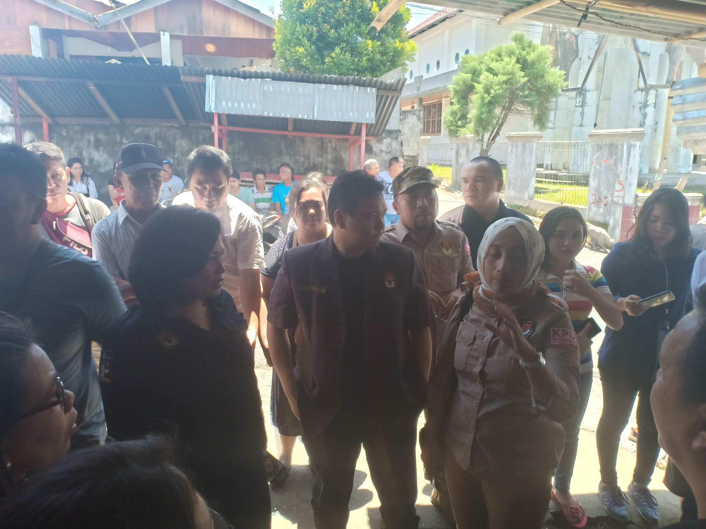 KPU Sulut Apresiasi Antusias Warga Datang ke TPS