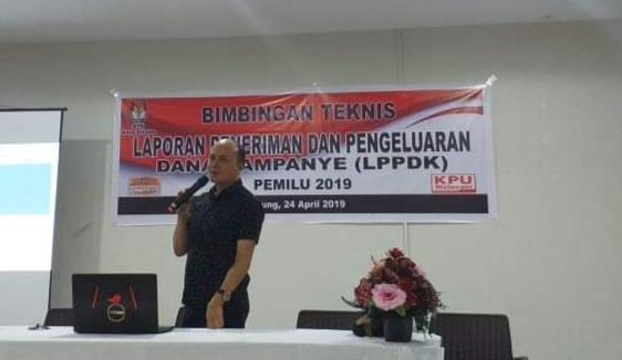 Deadline 2 Mei, KPU Nantikan LPPDK Parpol