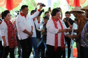 Gubernur Sulut Apresiasi Penanaman Bakau di Meras – Manado