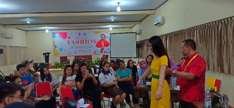 Manado Kota Fashionable, Kemenpora Sasar Potensi Anak Muda