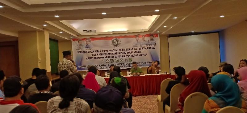 Dialog BKPMRI: Bersama Hindari Konflik Sosial