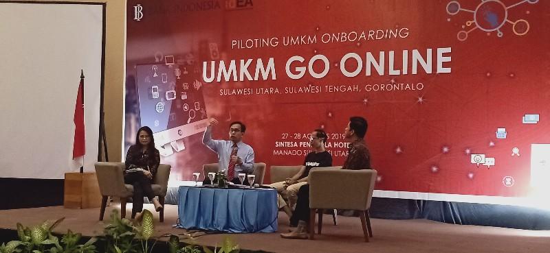 Piloting UMKM OnBoarding,  Upaya Antisipasi BI di Era Digital Economy
