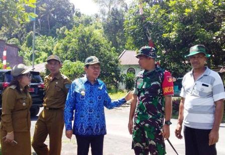Tugas Pokok TNI Dan TNI Manunggal Membangun Desa (TMMD)