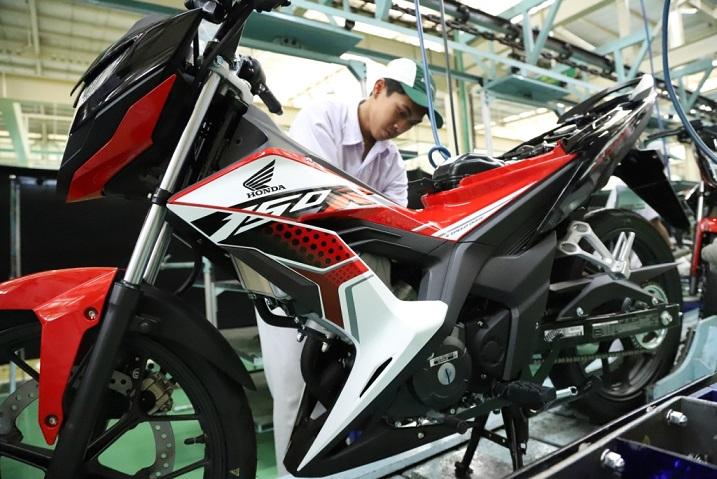New Honda Sonic 150R, Tampilan Agresif Terbaru AHM