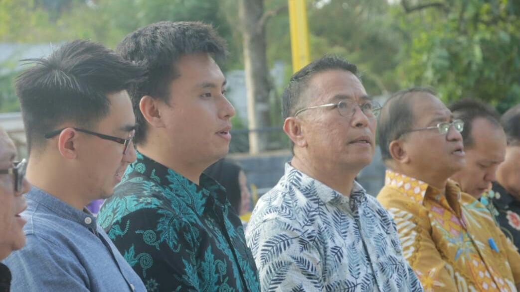 Christo Eman Gelar Ibadah Syukur Dilantik Anggota DPRD Tomohon 2019-2024