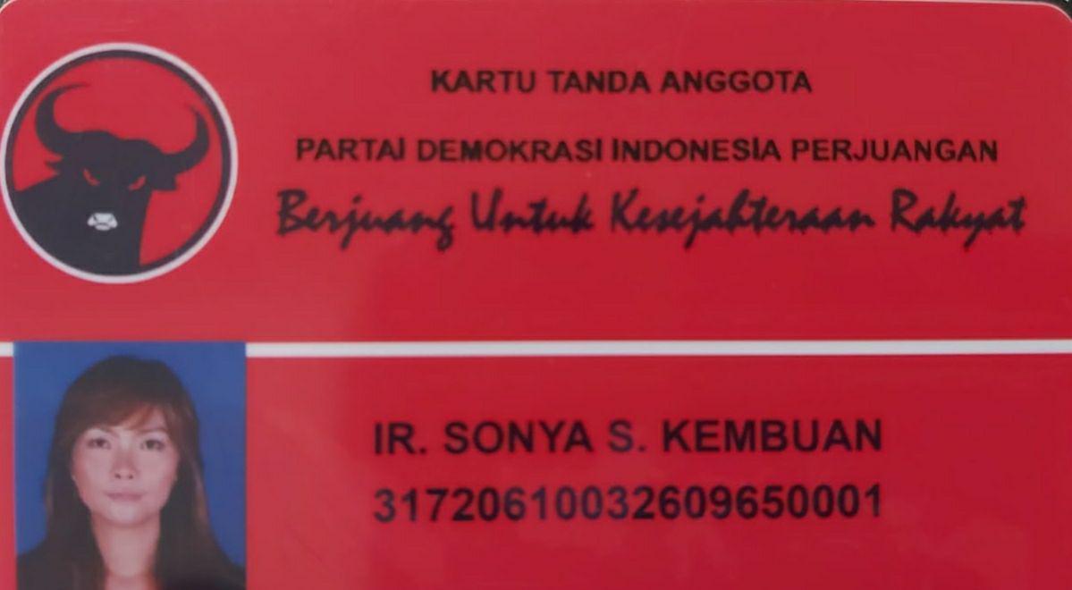 SSK Srikandi PDI Perjuangan Melejit Dalam Popularitas dan Elektabilitas Calon Walikota Manado