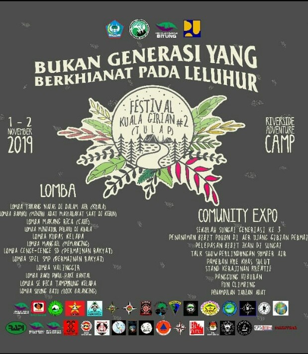 Festival Kuala Tulap Part 2 Bakal Menyuguhkan Berbagai Pertunjukan Menarik