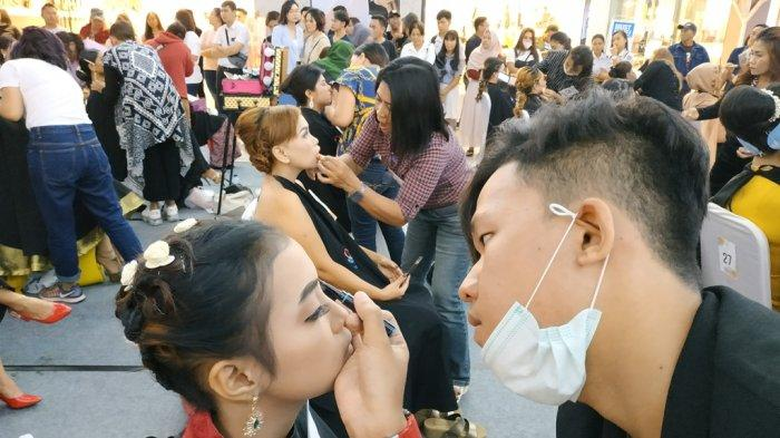 Meriah, Make Up Party QL Cosmetic di Manado