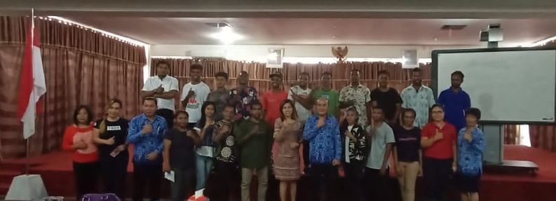 UNPI dan Politeknik Manado Jalin Kerukunan Mahasiswa Papua