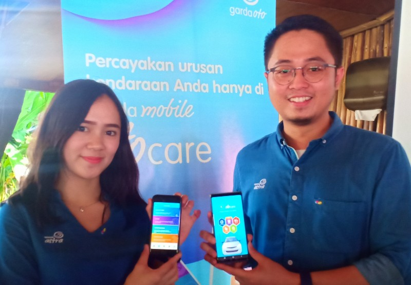 Otocare 5.0 Garda Mall, Fitur Layanan Terbaru Asuransi Astra