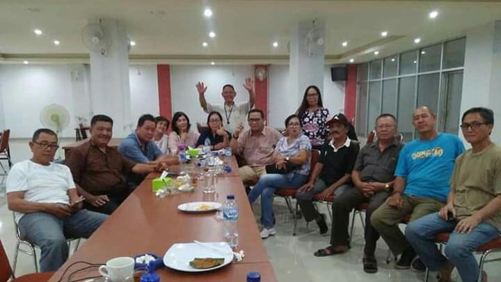 Komaling: Desember 2019, Natal dan Reuni Akbar SD RK Tokambene