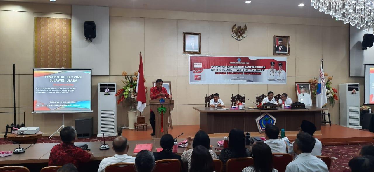 Tunjangan Pekerja Sosial di Sulut Naik jadi 72 Juta