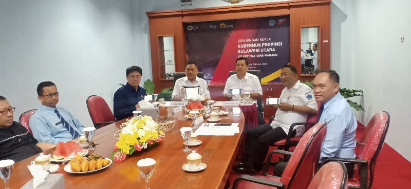 Gubernur OD Himbau Warga Sulut Laporkan SPT Tahunan