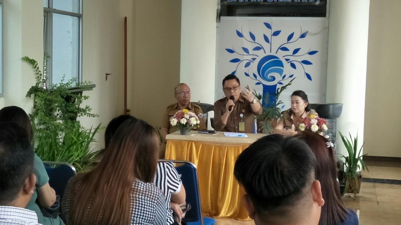 Diskominfo Tomohon Bangun Sinergitas Dengan Media