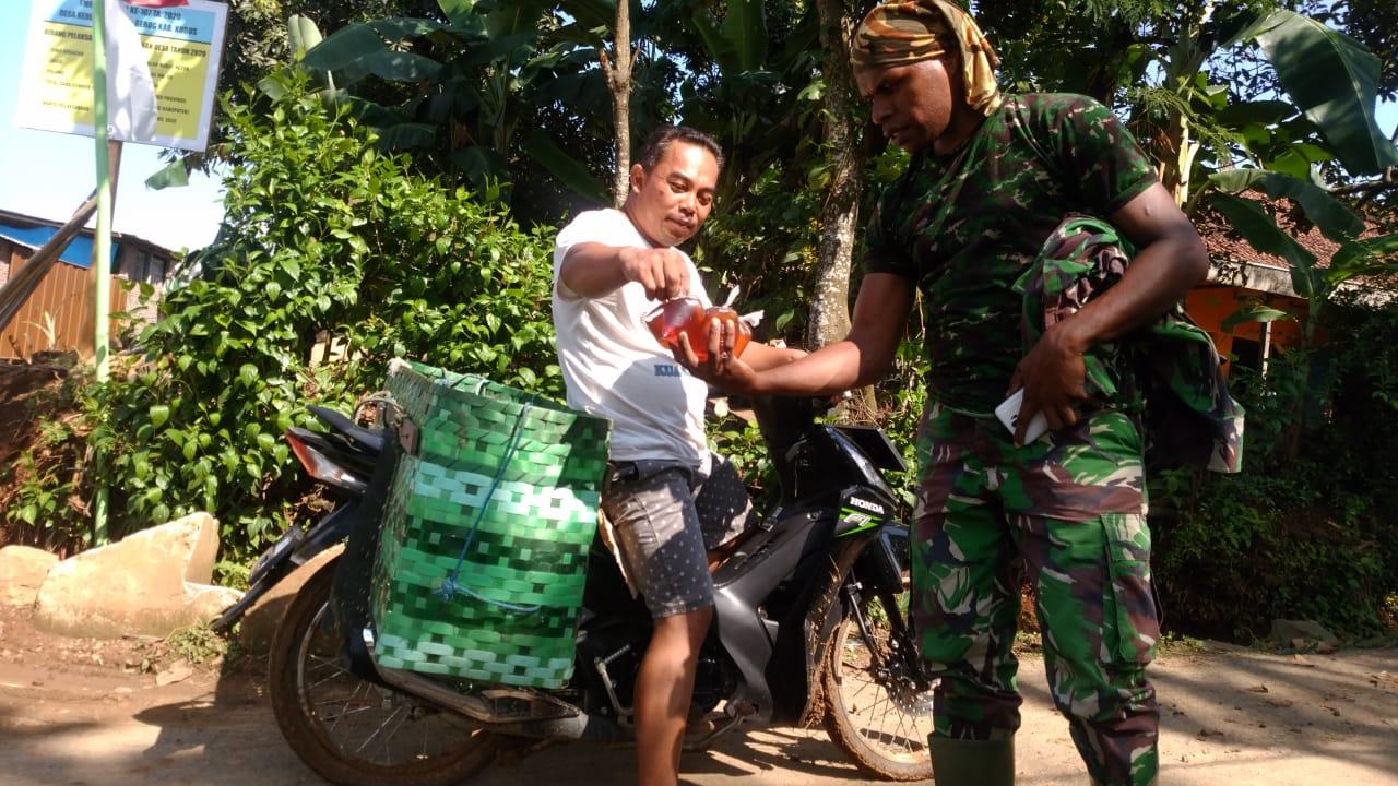 Lokasi TMMD. Bukti Nyata TNI Di Cintai Rakyat