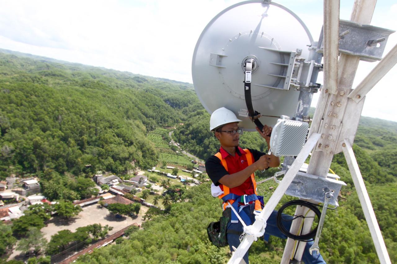 Hadirkan Konektivitas Gaya Hidup Digital, Telkomsel Siapkan 23.000 BTS 4G