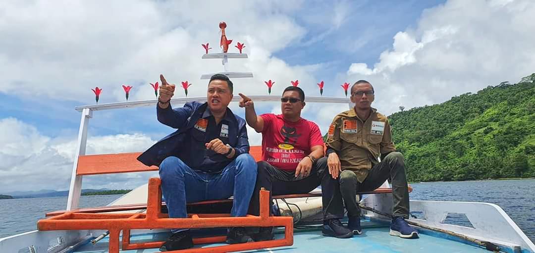 Sosialisasi Pengawasan Partisipatif, Bawaslu Minut Kedepankan Kearifan Lokal Daerah Kepulauan