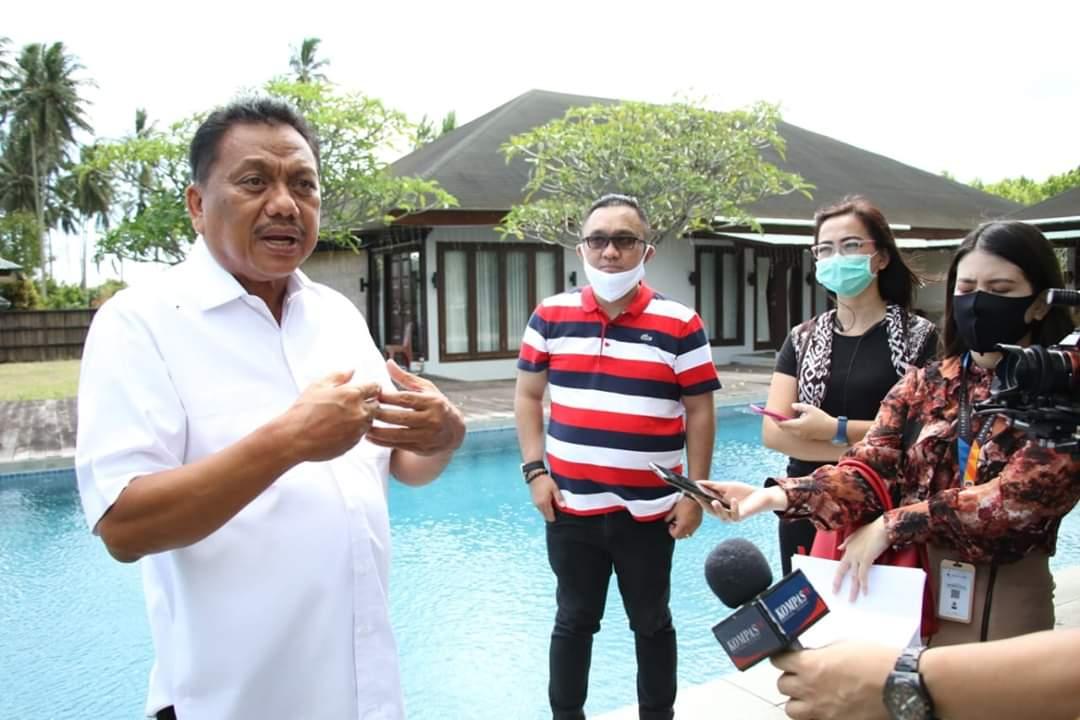 Gubernur OD Uraikan Kebijakan Pelaksanaan Idul Fitri 2020 di Sulut