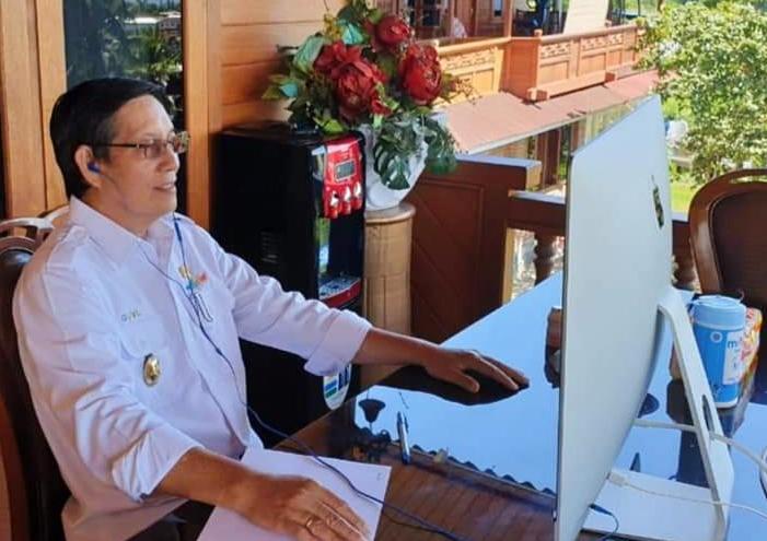 Walikota GSVL Segera Keluarkan Maklumat Protokol Kesehatan Bagi Usaha Ritel