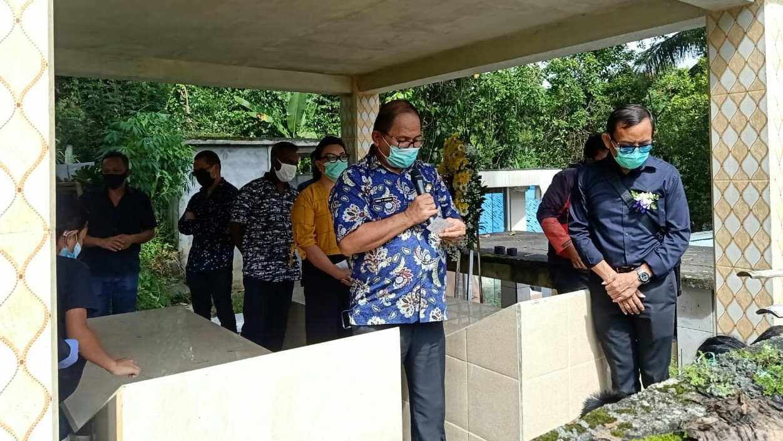 Pemkot Tomohon Ungkapkan Duka Atas Meninggalnya Ibu Kandung Asisten Umum
