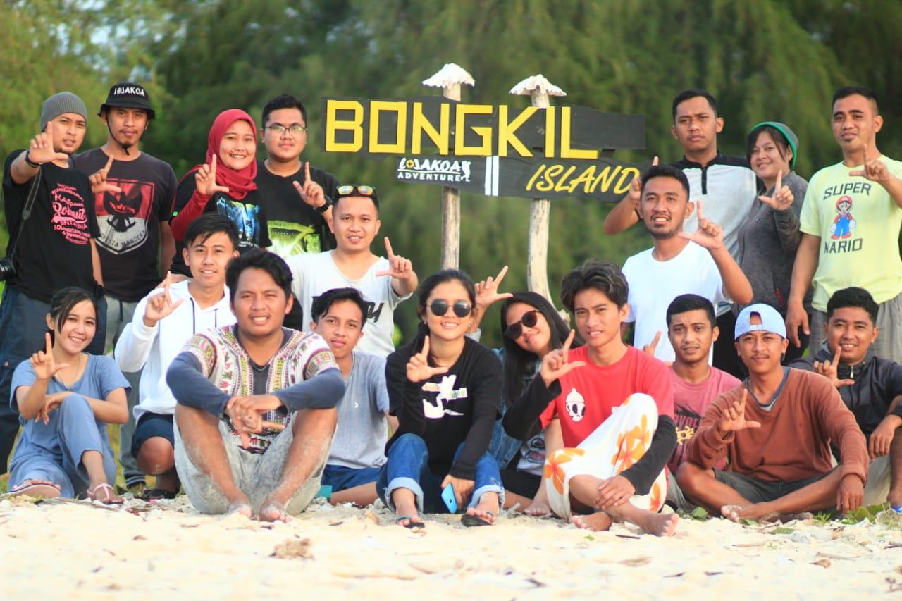 Lolakoa Adventure Jelajahi Pulau Terluar Indonesia Bongkil Island