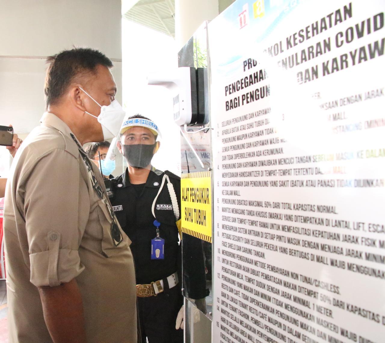 5.000 Karyawan Menanti Mantos Kembali Dibuka