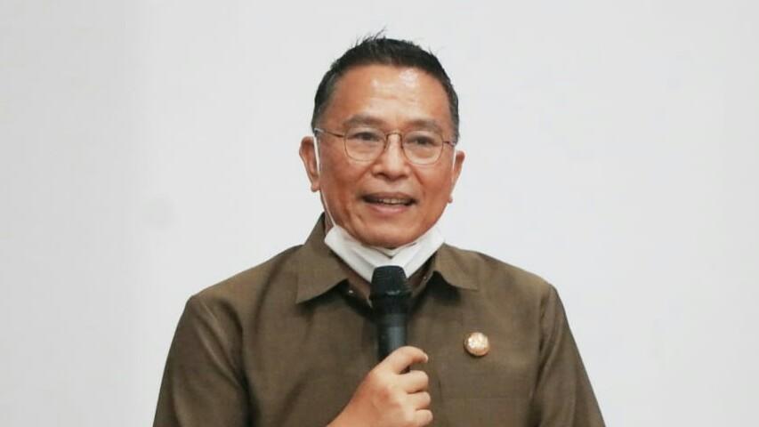 Walikota Tomohon Pastikan Penggunaan DID dan BTT Terkait Covid-19 Diawasi Ketat