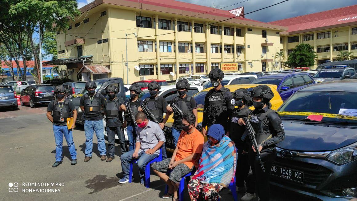 Tim Maleo Basmi Pencuri Mobil dan Infokan Modus Baru Pengelapan Kendaraan