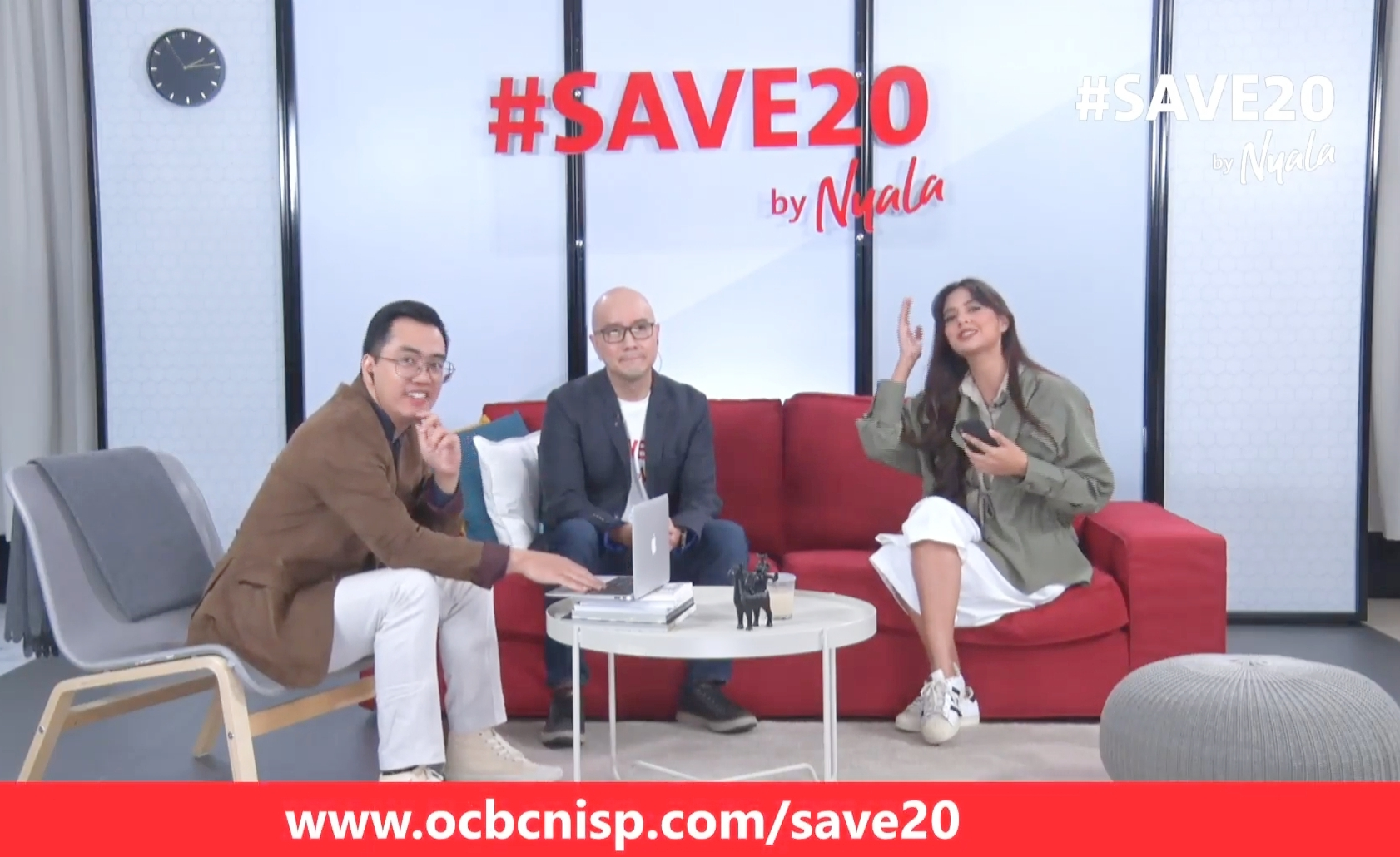 Bank OCBC NISP Meluncurkan Gerakan #SAVE20 by Nyala