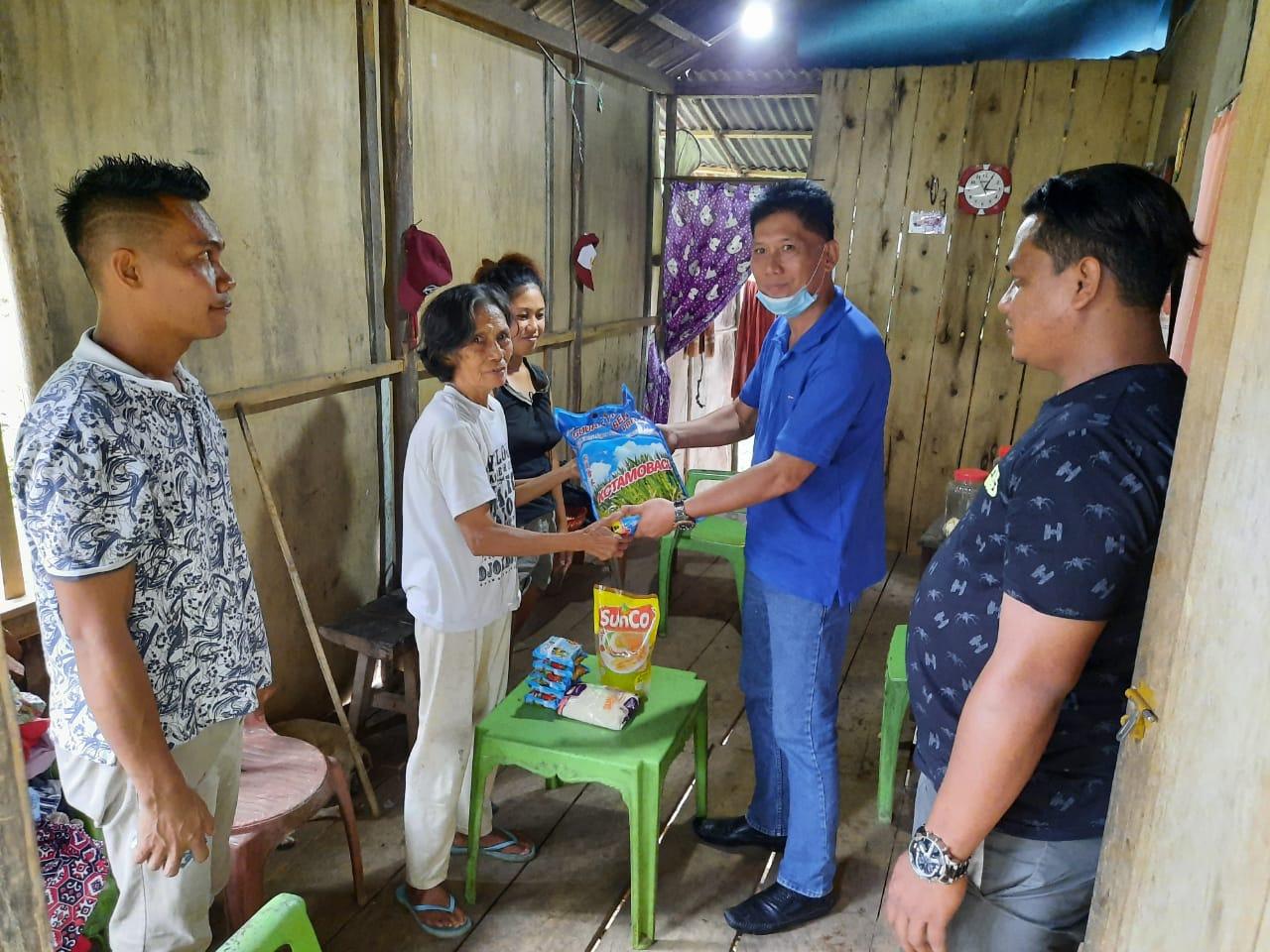 PDM Awali Berbagi Kasih di Kampung Sendiri
