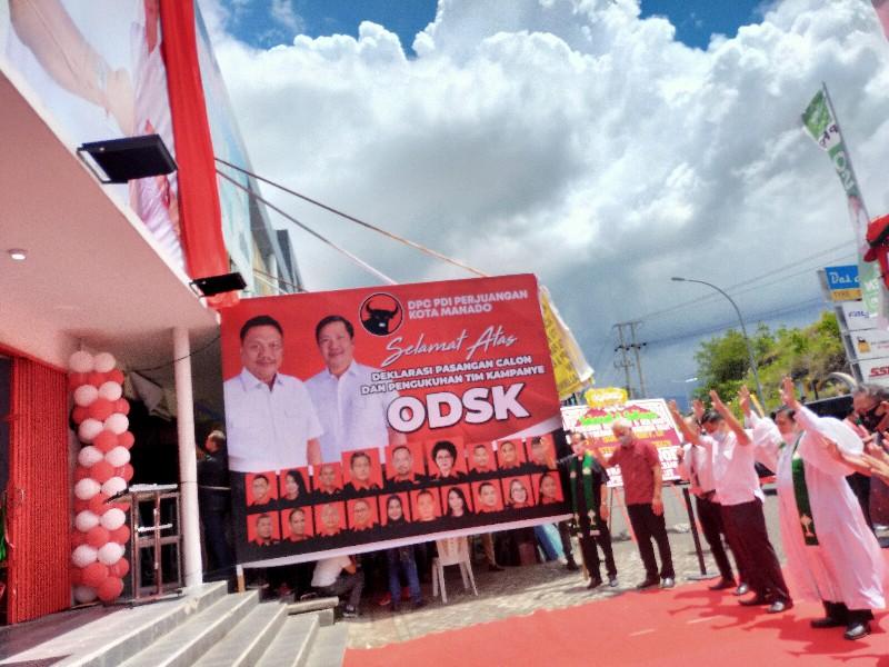 ODSK Optimis Menang 80 Persen Suara