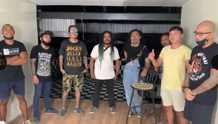 Komunitas Anak Muda di Kota Bitung Dukung Komjen Listyo Sigit Sebagai Calon Kapolri