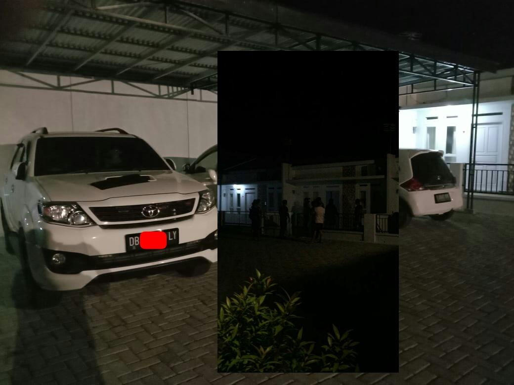 Digrebek Suami Bersama Tim Tarsius, Indah dan Pejabat KSOP Bitung Ditemukan Sedang Berduaan di Kamar Kos