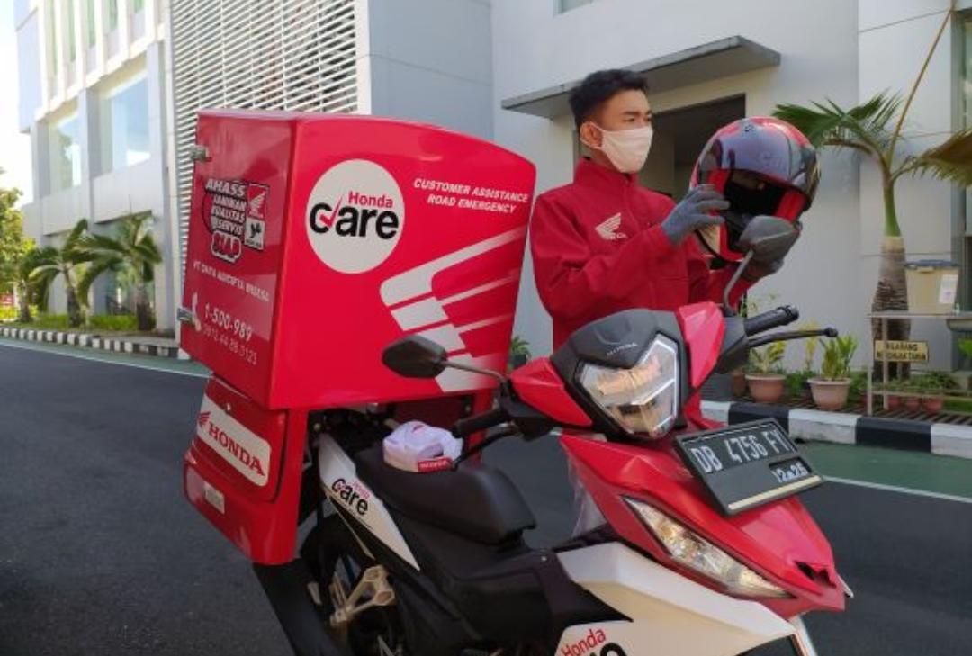 Layanan Honda Care, Solusi Kendala Darurat