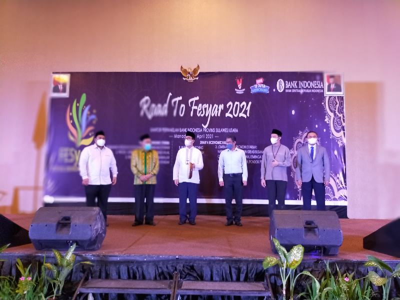 Road to FESyar 2021, Implementasi Tiga Pilar Blueprint Pemulihan Ekonomi