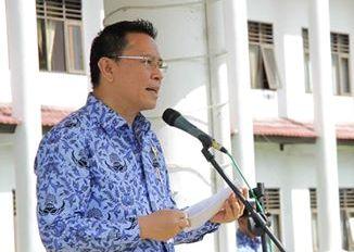 Walikota Ingatkan ASN Kerja Optimal Jelang Pengisiasn OPD Baru
