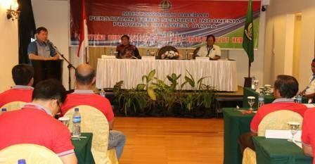Walikota GSVL Resmi Buka Musda PELTI Sulut