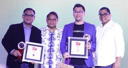 Indonesia E-Commerce Award 2016, kerjasama idEA, Majalah SWA & Lembaga Riset MARS