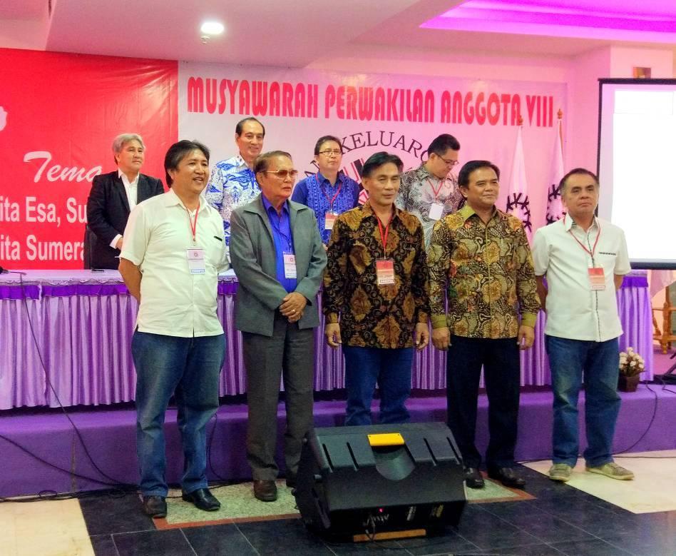 Rekonsiliasi Sukses, Irjen Pol Dr Ronny F Sompie Ketua Umum K3