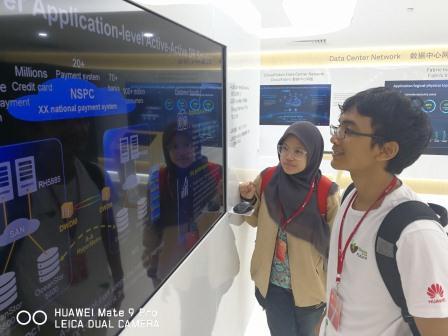 "Huawei Mengirim 10 Mahasiswa Mengikuti ""Seeds for the Future"" Di Beijing dan Shenzhen"