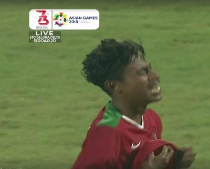 Indonesia Juara Piala AFF U-16 2018, Pemain Menangis Terharu